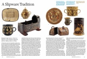 A Slipware Tradition, Ceramic Review