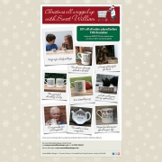 Christmas Email, Email Newsletter