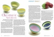 Chromatic Variations, Ceramic Review