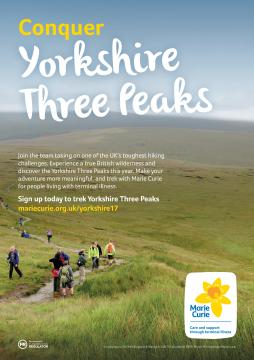 Conquer Yorkshire Three Peaks