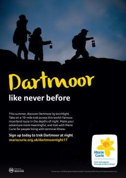 Dartmoor like never before, UK Treks