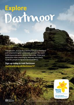 Explore Dartmoor, UK Treks