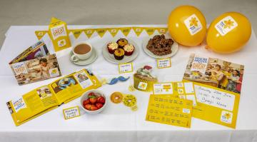 Fundraising pack, Blooming Great Tea Party 2018