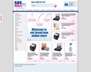Homepage, SOS Office