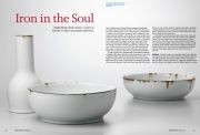 Iron in the Soul, Ceramic Review