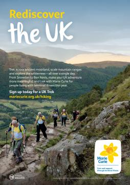 Rediscover the UK, UK Treks