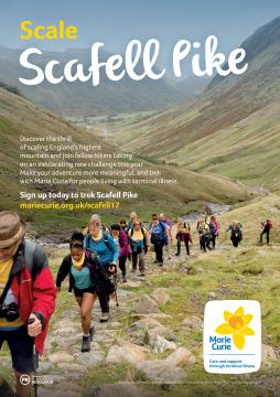 Scale Scafell Pike