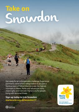 Take on Snowdon, UK Treks