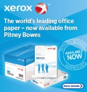 Xerox Paper, Pitney Bowes Office Supplies